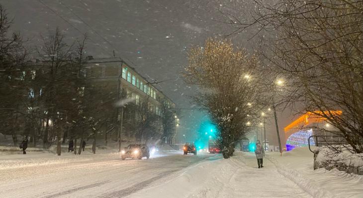 Количество снега в Кировской области побило рекорд 1904 года