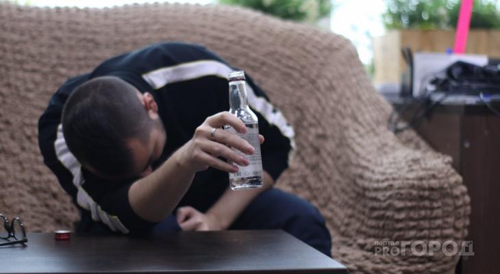 В Кировской области за год от отравления алкоголем умерло более 200 человек