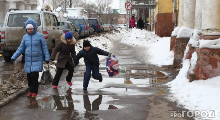 До +2 и снег с дождем: стало известно, когда закончатся холода в Кирове