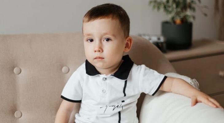 Более 100 млн на лечение 2-летнего мальчика из Кирово-Чепецка отправил аноним