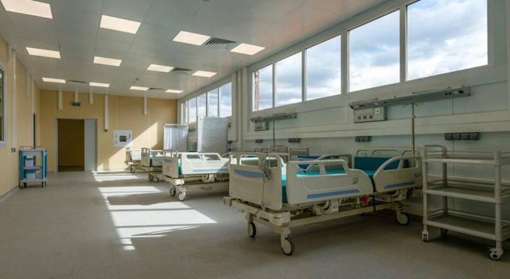 1 пациент с COVID-19 скончался в Кировской области за сутки