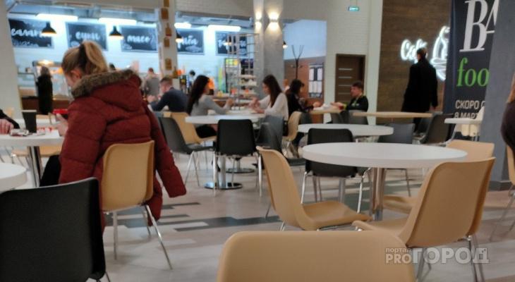 В Кировской области разрешат работу фудкортов и кафе в ТЦ и кинотеатрах