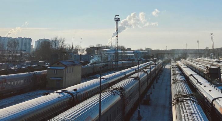 В Кировской области число суицидов на железнодорожных путях выросло в 4 раза