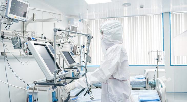 В Кировской области выписали максимальное число пациентов с COVID-19 с начала пандемии