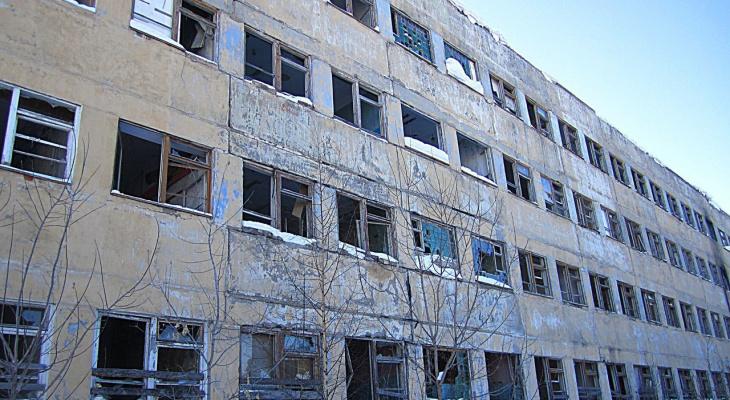 Здания бывшего КВАТУ в Кирове снесут за 1 млн рублей