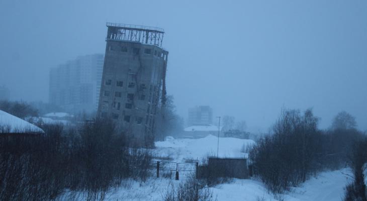 Взрывники заявили о сносе второй башни мелькомбината в Кирове в ближайшее время