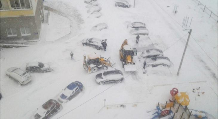 Снегопад продолжится: в Кировской области объявлено метеопредупреждение