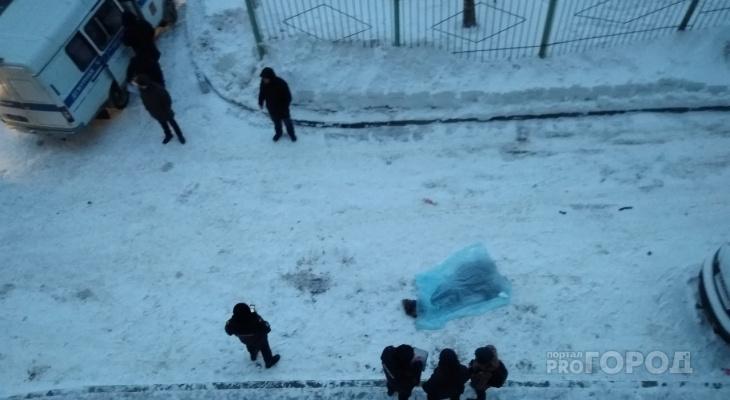 В Кировской области в парке у школы нашли тело подростка