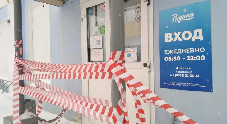 Спорткомплекс «Родина» в Кирове пострадал от рейдерской атаки