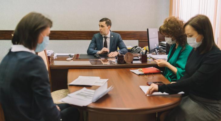 В правительстве Кировской области обсудили увеличение зарплат врачам и учителям