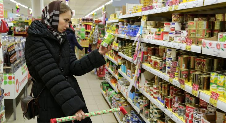 Россиян предупредили о возможном росте цен на продукты питания