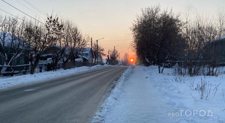 Что обсуждают в Кирове: 40-градусные морозы и взрыв последней башни мелькомбината