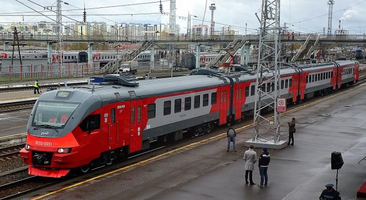 В Кировской области с 1 марта подорожает проезд на электричках