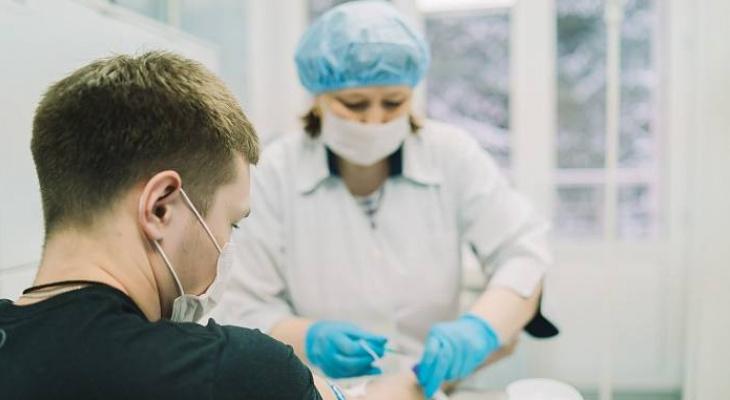 В Минздраве сообщили о числе заразившихся COVID-19 за сутки в Кировской области