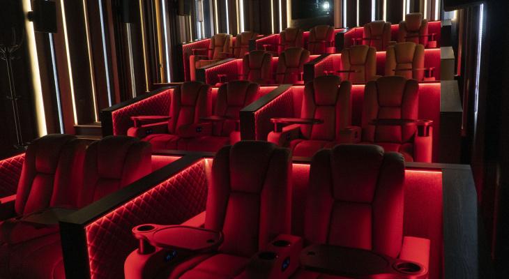 В Кирове появится новый кинотеатр с современным оснащением