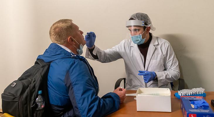 3039 человек лечатся дома: известна статистика заболеваемости COVID-19 в Кировской области