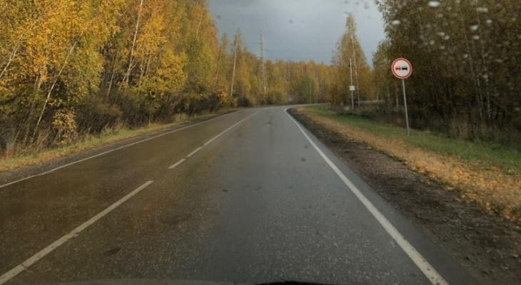 На дорогах в Кировской области может появиться новый дорожный знак