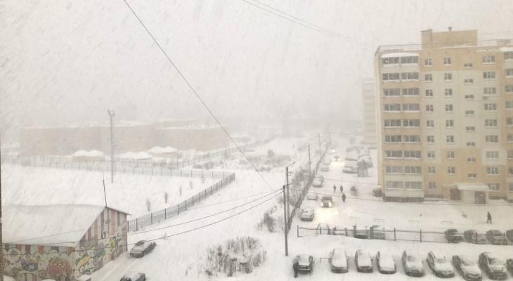 Снег и морозы до -28: опубликован прогноз на март в Кировской области