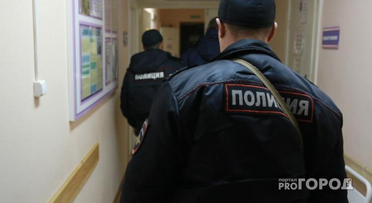 В Кировской области полиция задержала убегающего с наркотиками парня