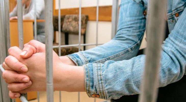 В Кировской области 18-летнюю девушку посадят на 4,5 года