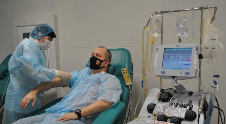 Сотрудник Росгвардии стал донором костного мозга для тяжелобольной женщины