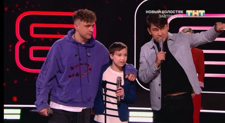 11-летний мальчик из Кирова спел с Егором Кридом на шоу ТНТ