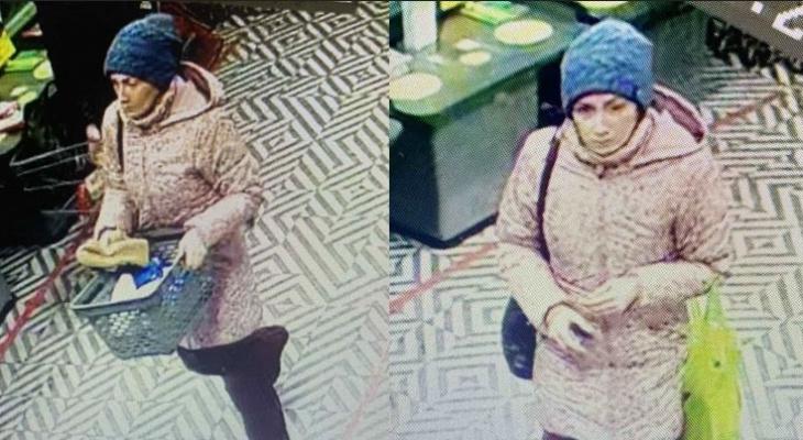 Покупка продуктов грозит 6 годами тюрьмы: в Кирове ищут женщину с чужой банковской картой