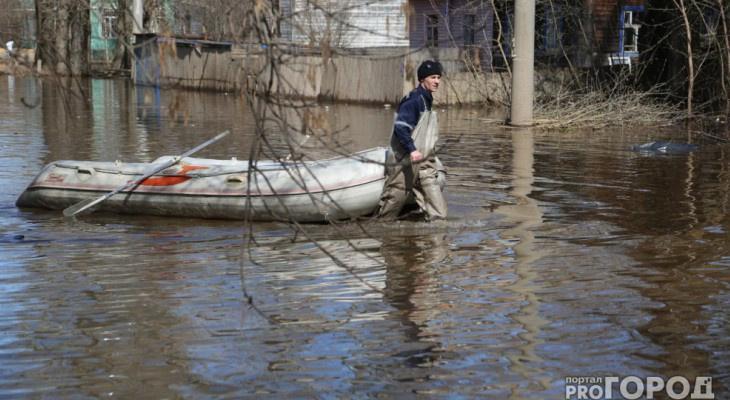 В апреле в Кировской области может потеплеть до +20 градусов