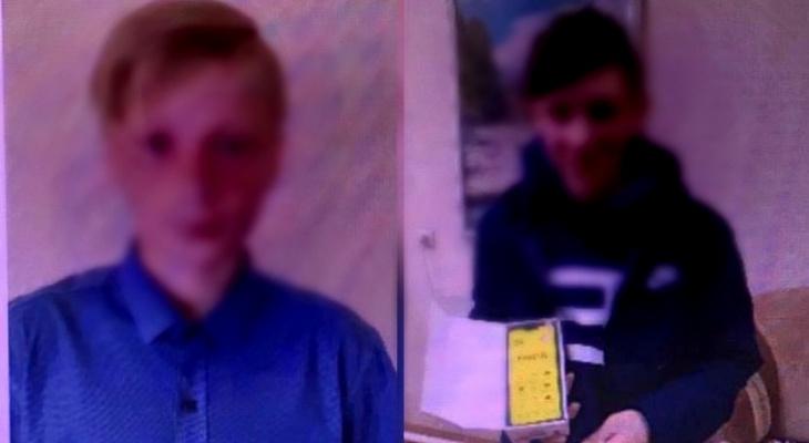 В Кирове нашли двух подростков, сбежавших из интерната