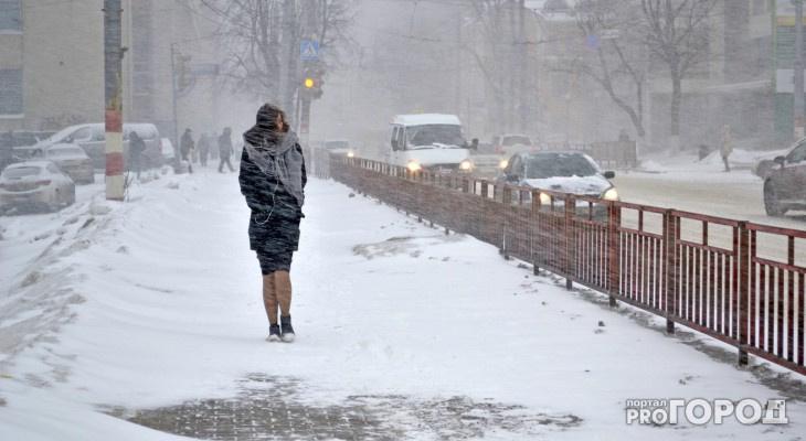 Потепление до +15 и снегопад на выходных: прогноз погоды на неделю в Кировской области