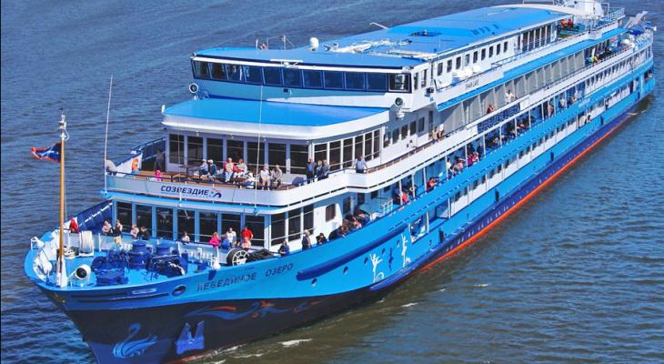8 мая в Кировскую область зайдет круизный лайнер