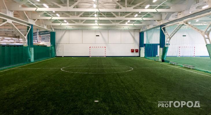 В Кировской области появится детский футбольный центр