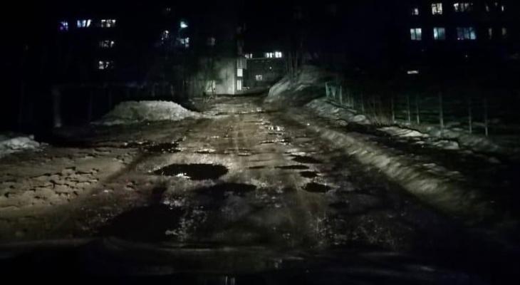 В Кировской области водитель сбил 63-летнего мужчину и скрылся