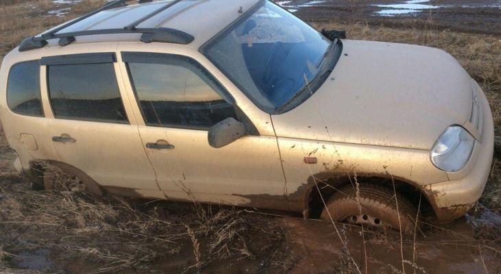 «Дороги нет, машины вязнут»: многодетные семьи о льготных участках в Кирове
