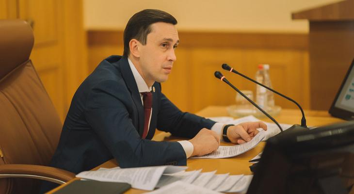 В правительстве обсудили легализацию трудовых отношений в Кировской области