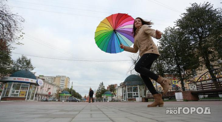 Известно, когда в Кирове и области потеплеет до +20 градусов
