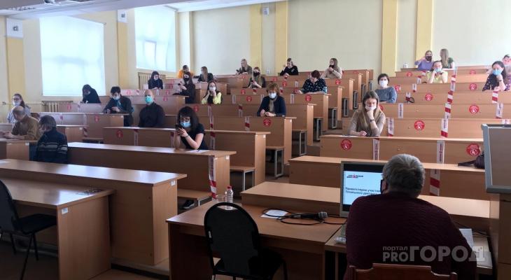 """""""Тотальный диктант"""" написали более 200 кировчан"""