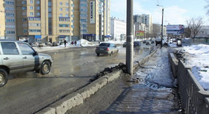 Солнце и ветер: синоптики рассказали о погоде в Кирове на неделю