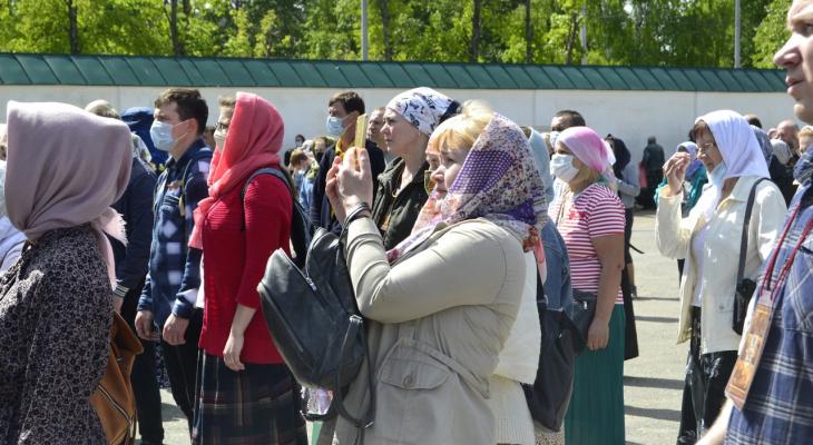 В Кирове православные верующие отправятся в Великорецкий крестный ход