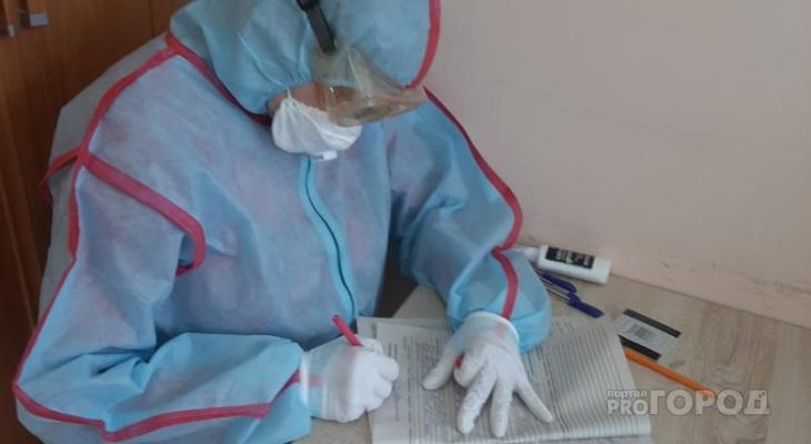 Минздрав сообщил о заболевших COVID-19 жителях Кировской области