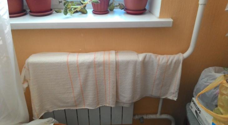 В Кирове начали принимать жалобы на жару в квартирах