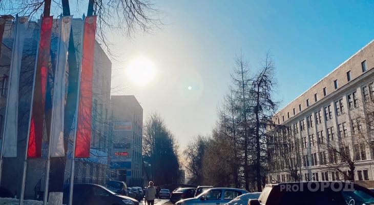В Кировскую область придет летнее тепло до +22 градусов: погода на неделю
