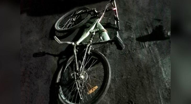 В Кировской области водитель сбил мальчика на велосипеде: ребенок госпитализирован