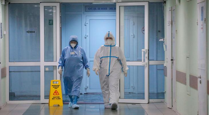 2168 человек лечатся дома: известна статистика заболеваемости COVID-19 в Кировской области