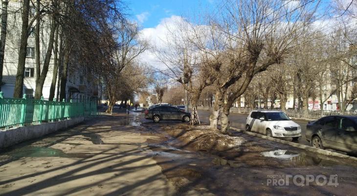 Первая гроза и потепление: прогноз погоды в Кирове на неделю с 19 по 25 апреля