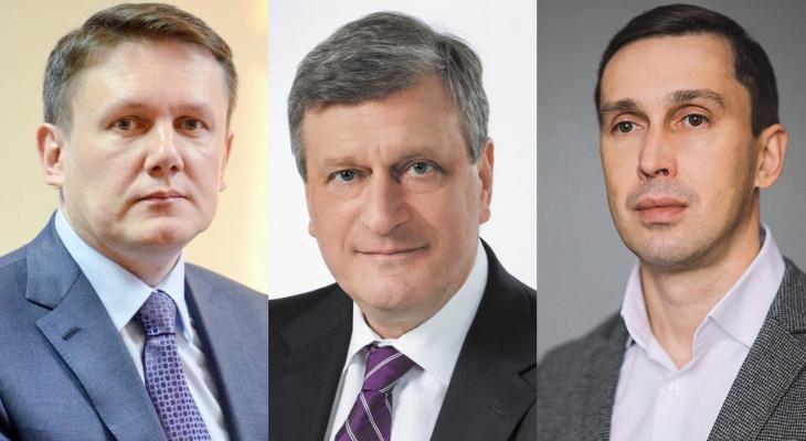 Стало известно, сколько зарабатывает губернатор Кировской области Игорь Васильев