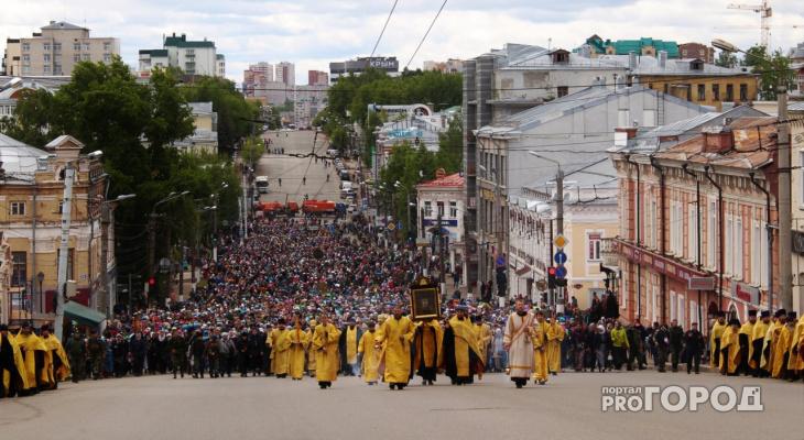 В Кирове идет подготовка к Великорецкому крестному ходу