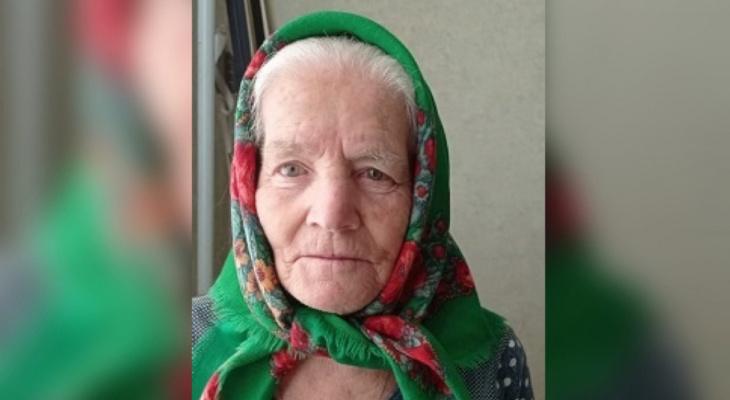 В Кирове потерялась 85-летняя бабушка с нарушениями памяти