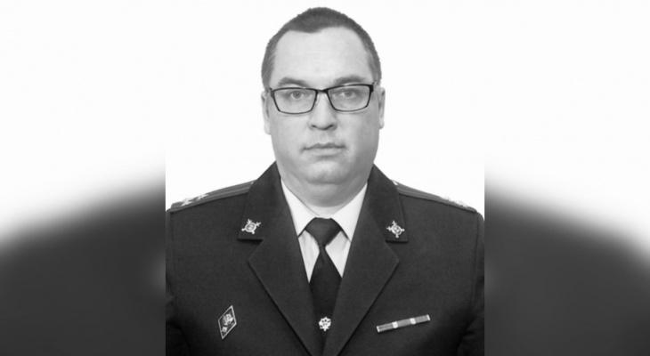 Скончался полковник полиции Алексей Гагарин