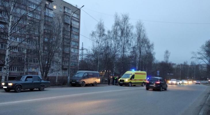 В Кирове сбили 9-летнего мальчика: ребенок в больнице